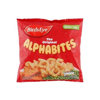 Birdseye Alphabites 456g
