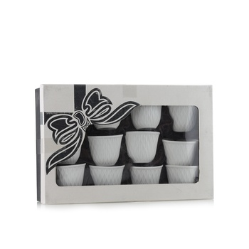 Cawa Cup Set 12 pcs