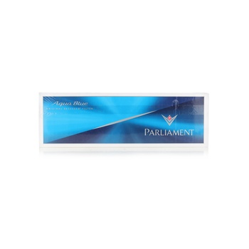 Parliament Cigarette Aqua Blue 200s