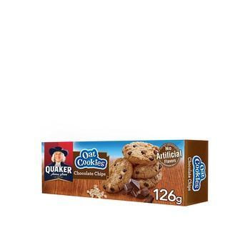 Quaker Oats Cookies Chocolate 126g