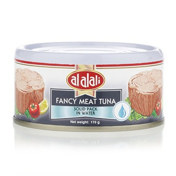 Al Alali Fancy Meat Tuna in Water 170g