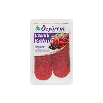 Ozyorem Salami With Pepper 80Gr