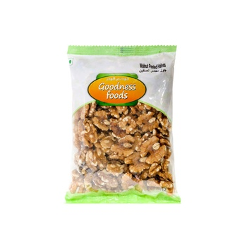 Goodness Foods Walnut Peeled Halves 100g