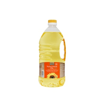 Natco Sunflower Oil 1.8L