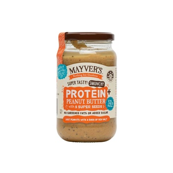 Mayvers Smunch Protein Peanut butter Spread 375g
