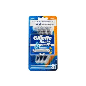 Gillette Blue3 Comfort 3s