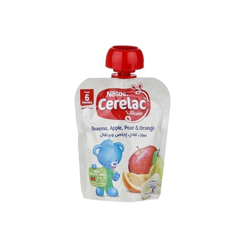 Cerelac 4 Fruits 90g