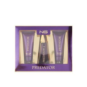 Next Generation Perfumes Predator 3 Piece Gift Set For Women