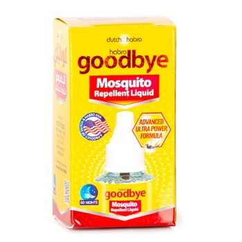 Goodbye Mosquito Repellent Liquid - 45 ml