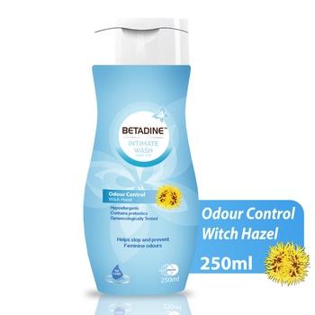 Betadine Intimat Wash Witch Hazel 250ml