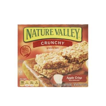 Betty Crocker Natural Valley Gran Bar Apple Crisp 250g