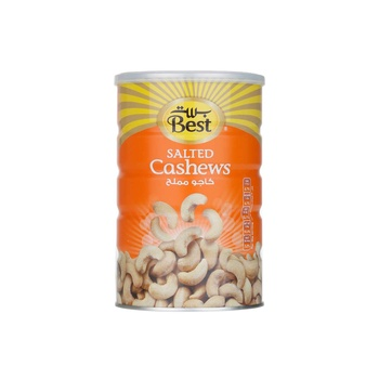 Best Salted Cashew Nuts 500g