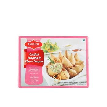 Bikaji Jalapeno & Cheese Samosa 360g