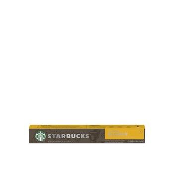 Starbucks Nespresso Coffee Capsule Blonde Espresso Roast 53g
