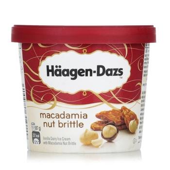 Hagen Dazs - Macadamia Nut  100 Ml