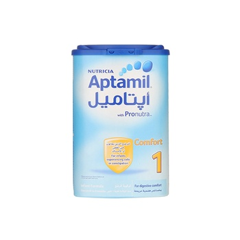 Aptamil Comfort 1 Infant Formula Milk 900g