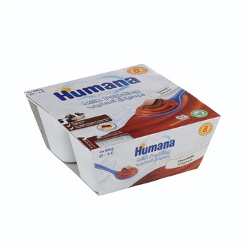 Humana Chocolate Pudding