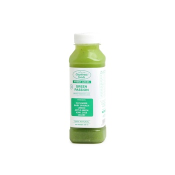 Goodness Foods Green Passion 330 ml