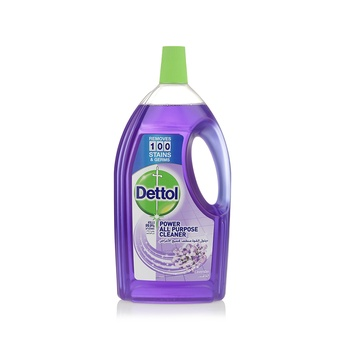 Dettol Disinfectant Multi Action Cleaner Lavender 1.8ltr