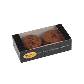 Vienna Bakery Chocolate Chunk Cookies 6 Pieces