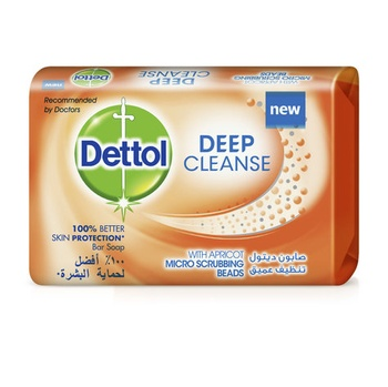 Dettol Deep Cleanse Bar Soap 120g