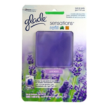 Glade Continuous Freshness Lavender 8g