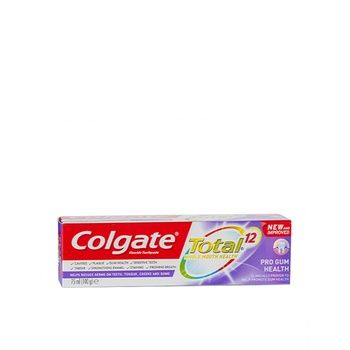 Colgate Total 12 Pro Gum Health Toothpaste 75ml