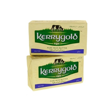 Kerry Gold Butter Salted 2 x 200g