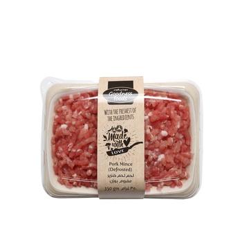 Pork Mince (Defrosted) 350g