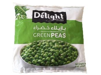 Delight Garden Peas 400g