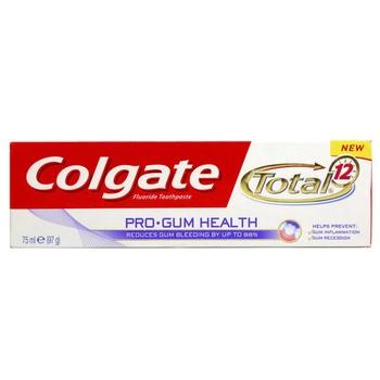 Colgate Toothpaste Total Pro Gum Health 75ml
