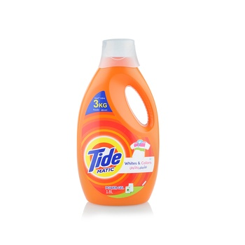 Tide Automatic Power Gel Original Scent 1.8 ltr