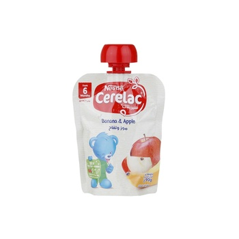 Cerelac Banana &Apple 90g