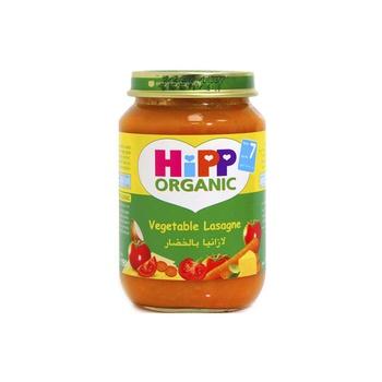 Hipp Organic Baby Food Vegetable Lasagna 190g