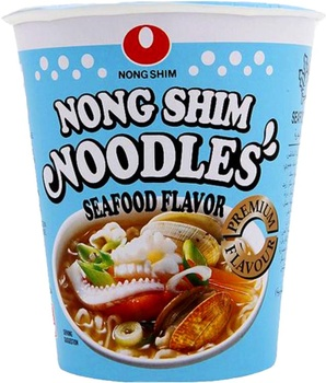 Nongshim Cup Seafood 65g