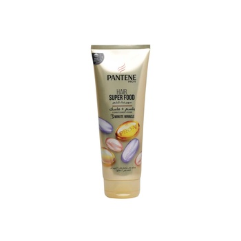 Pantene Hair Super Food 3 Minute Miracle Conditioner + Mask 200 ml