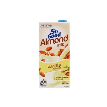 Sanitarium So Good Almond Milk Vanilla Flavoured1Ltr