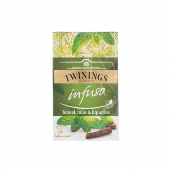 Twinings Infusion Fennel, Mint & Liquorice