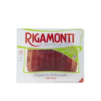Rigamontini Beeftopside Carpacio 90g