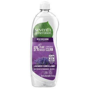 Seventh Generation Dish Wash Liquid Lavender And Mint 750ml