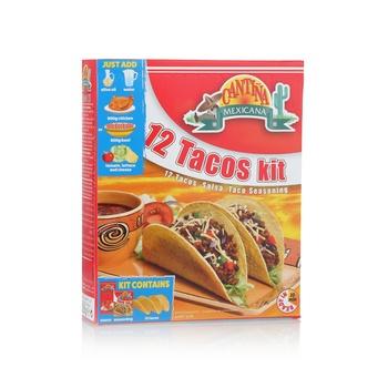 Cantina Tacos Kit 325g