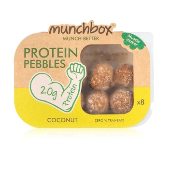 Munc Box Coconut Protein Pebbles