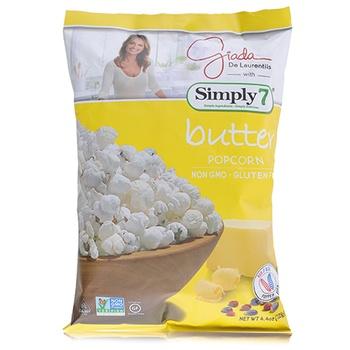 Simply 7 Popcorn Og Butter  4.4 Oz