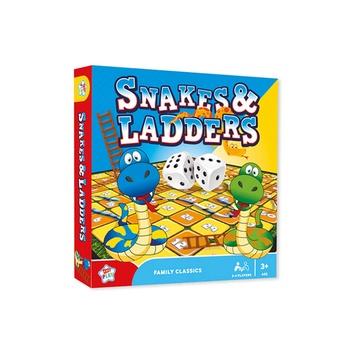Kids Play - Snakes & Ladders Kids Game (12'S)