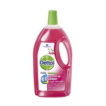 Dettol Disinfectant 4 In 1 Jasmine Fragrant Multi Action Cleaner 900ml
