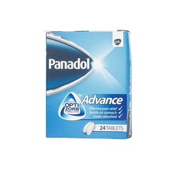 Panadol Advance with Optizorb Formulation 24 Tablets