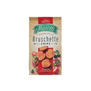 Maretti Tomato, Olives & Oregano Bruschette 80g