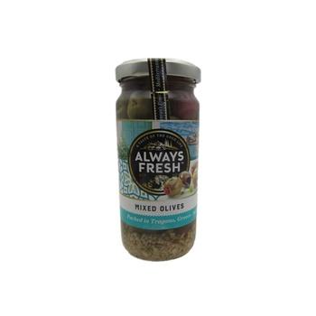 Always Fresh Mixed Olives 220g