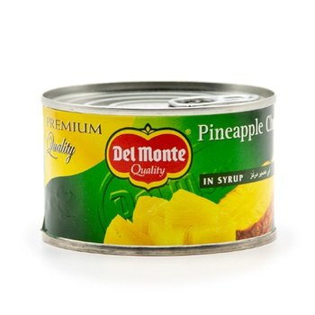 Del Monte Pine Chunks in Syrup 234g