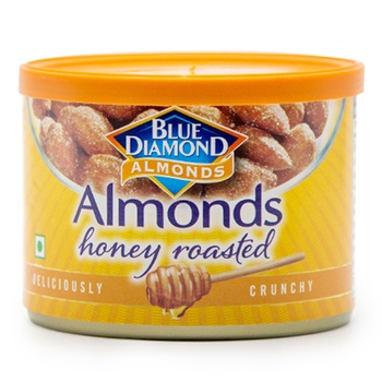 Blue Diamond Honey Roasted 150g